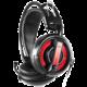 Set KB, myš a sluchátka E-Blue Cobra, černý/červený, US