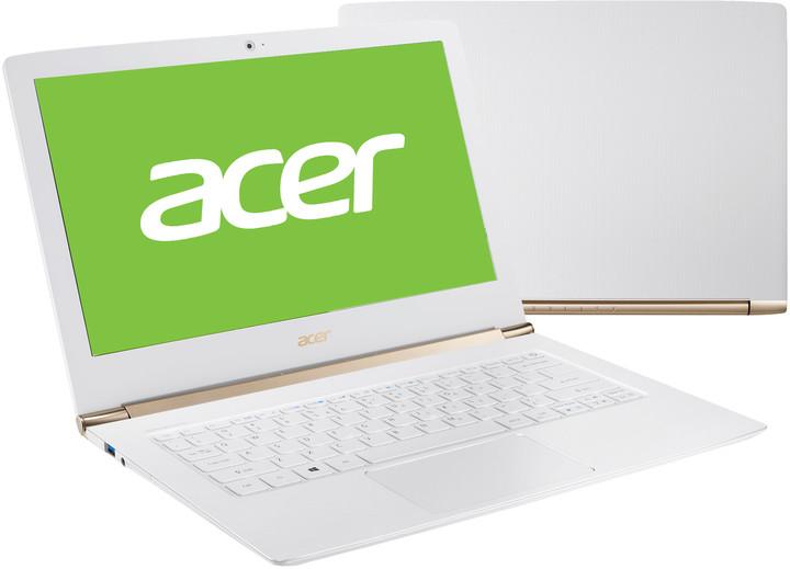 Acer Aspire S13 (S5-371-75AM), bílá