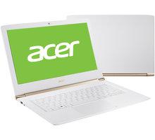 Acer Aspire S13 (S5-371-75AM), bílá - NX.GCJEC.002 + Microsoft Office 365 pro domácnosti - 1 rok v ceně 2299 Kč + Sleva Office