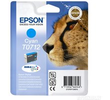 Epson C13T071240, azurová