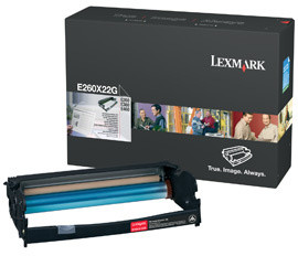 Lexmark E260X22G, Photoconductor Kit