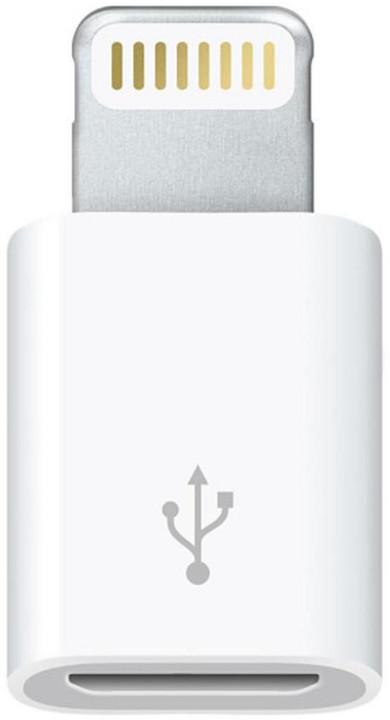 Apple Lightning to Micro USB Adapter, bulk