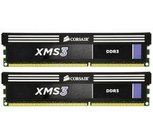 Corsair XMS3 8GB (2x4GB) DDR3 1600 CL 9 - CMX8GX3M2A1600C9