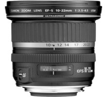 Canon EF-S 10-22mm f/3.5-4.5 USM - 9518A007AA