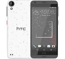 HTC Desire 630, bílá + Zdarma CulCharge MicroUSB kabel - přívěsek (v ceně 249,-)