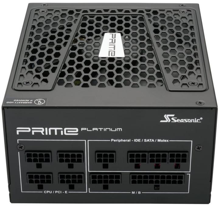 Seasonic Prime SSR-650PD, 650W