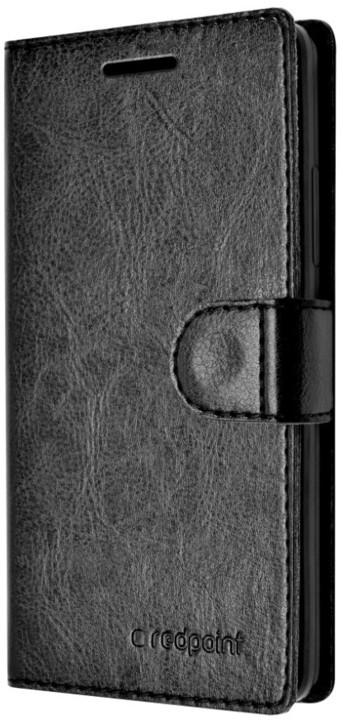 FIXED FIT pouzdro typu kniha pro Lenovo Vibe K5/K5 Plus, černá