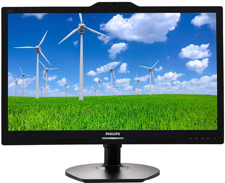 Philips 221S6QYKMB - LED monitor 22""