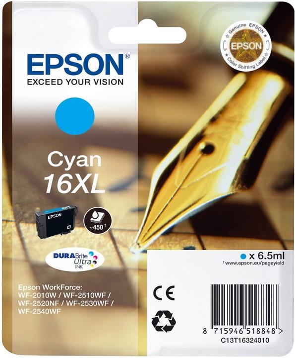 Epson C13T16324010, cyan