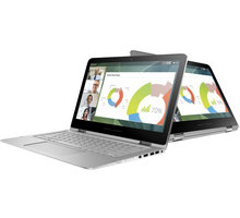 HP Spectre Pro x360 G2, stříbrná - V1B01EA
