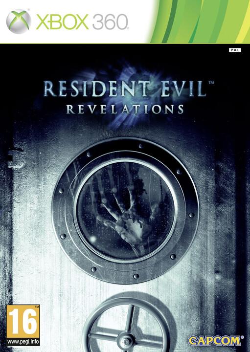 Resident Evil: Revelations (Xbox 360)