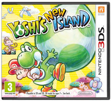 Yoshi's New Island (3DS) - 045496528843