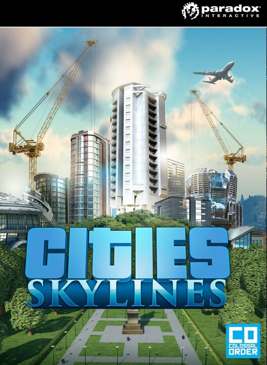 Cities: Skylines Deluxe Edition - PC