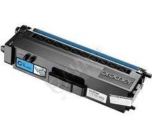 Brother TN-320C, azurový - TN320C + Fotopapír Safeprint pro laserové tiskárny Glossy, 135g, A4, 10 sheets v hodnotě 100Kč