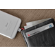 PlusUs LifeCard Ultra-Portable PowerBank 1,500 mAh Fits in card slot Lightning - Silver