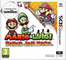 Mario & Luigi: Paper Jam Bros. (3DS) - 045496529512