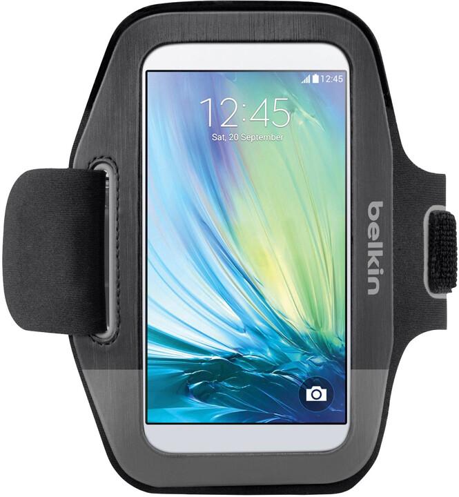 Belkin pouzdro Sport fit pro Galaxy S6, černá