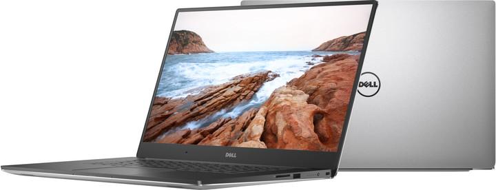 Dell Precision 15 (5510) Touch, šedá