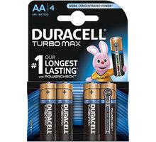 Duracell Turbo Max AA, 4ks - 10PP100012