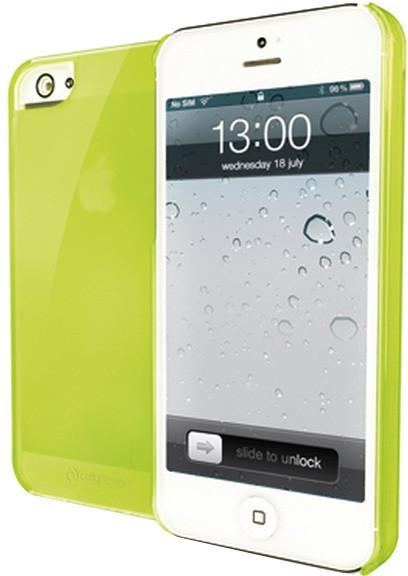 CELLY Gelskin TPU pouzdro pro Apple iPhone 5/5S/SE, zelená