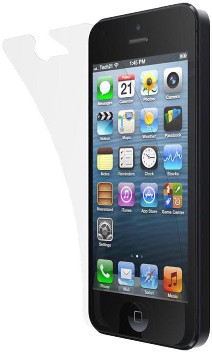 Tech21 Impact Shield ochranná fólie pro Apple iPhone 5/5C/5S/SE
