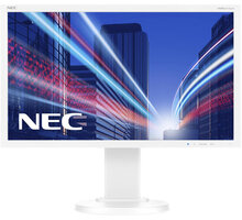 "NEC MultiSync E224Wi-WH - LED monitor 22"" - 60003583"