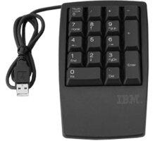 Lenovo numerická klávesnice, černá - 33L3225