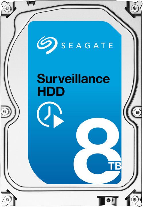 Seagate Surveillance - 8TB