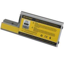 Patona baterie pro Dell, LATITUDE D820 6600mAh Li-Ion 11,1V - PT2066