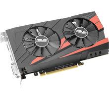 ASUS GeForce GTX 1050 Ti EX-GTX1050TI-O4G, 4GB GDDR5 - 90YV0A54-M0NA00