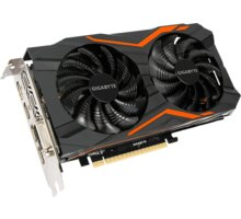 GIGABYTE GeForce GTX 1050 Ti G1 Gaming 4G, 4GB GDDR5 - GV-N105TG1 GAMING-4GD