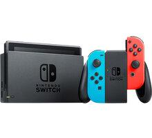 Nintendo Switch, červená/modrá - NSH005