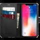 Spigen Wallet S iPhone X, black