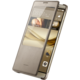Huawei Original S-View Pouzdro pro Mate 8, hnědá (EU Blister)
