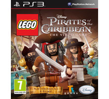 LEGO Pirates of the Caribbean - PS3 - 8717418302641