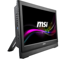MSI AP200-231XEU, černá