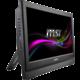 MSI AP200-200XEU, černá
