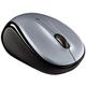Logitech Wireless Mouse M325, stříbrná