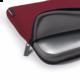"""DICOTA Skin BASE - Pouzdro na notebook 12.5"""" - červená"""