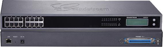 Grandstream GXW4216, VoIP analogová brána