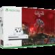 XBOX ONE S, 1TB, bílá + Halo Wars 2 + Halo Wars 1  + Druhý ovladač Xbox, bílý v ceně 1400 kč