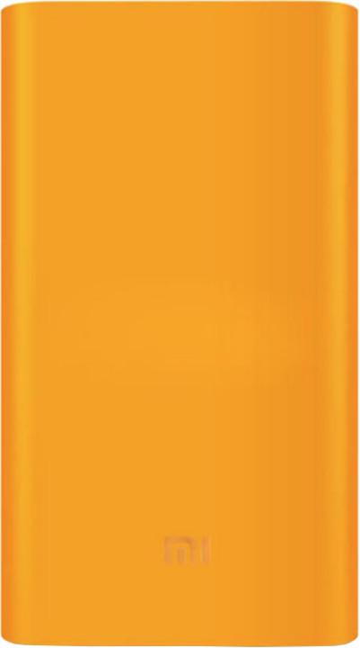 Xiaomi silikonové pouzdro pro Xiaomi Power Bank 5000 mAh, oranžová