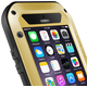 Love Mei Case iPhone 6 PLUS Three anti Straight version Golden