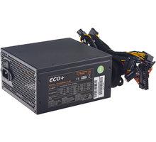Eurocase ECO+85, 500W - ATX-500WA-14-85