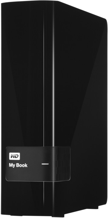WD My Book - 6TB