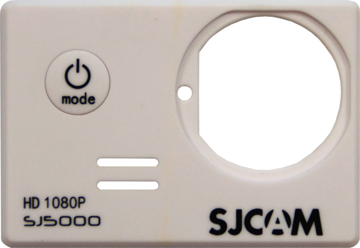 SJCAM ochranný kryt pro SJ5000, bílý