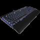 Corsair Gaming K70 LUX, Cherry MX Red, modré LED, EU