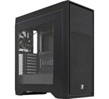 SilentiumPC Aquarius X70W Pure Black, USB 3.0, černá - SPC141