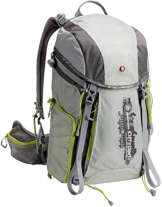 Manfrotto Off road HIKER 30L, šedá