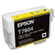 Epson T7604, (25,9ml), yellow